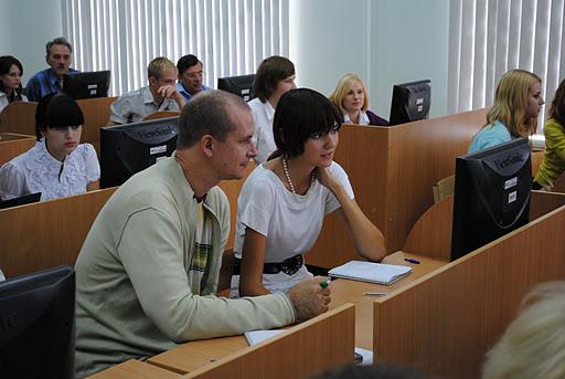 Электронный класс Университета